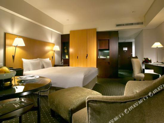 台中永豐棧酒店(Tempus Hotel Taichung)B館豪華雙人房