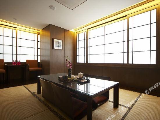 台北北投春天酒店(Spring City Resort)和風4人房