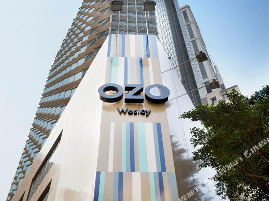 香港遨舍衞蘭軒(OZO Wesley Hong Kong)外觀