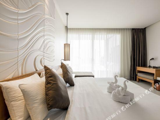G華欣度假酒店及購物中心(G Hua Hin Resort & Mall)池景豪華房