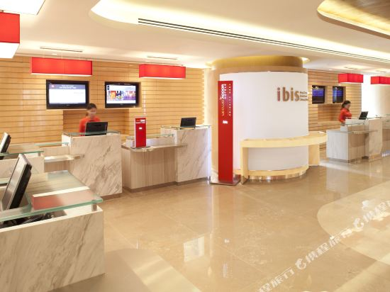 宜必思香港中上環酒店(ibis Hong Kong Central and Sheung Wan hotel)公共區域