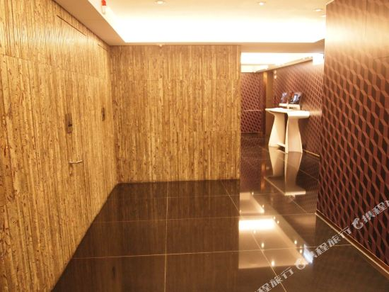 晉逸海景精品酒店上環(Butterfly on Waterfront Boutique Hotel Sheung Wan)公共區域