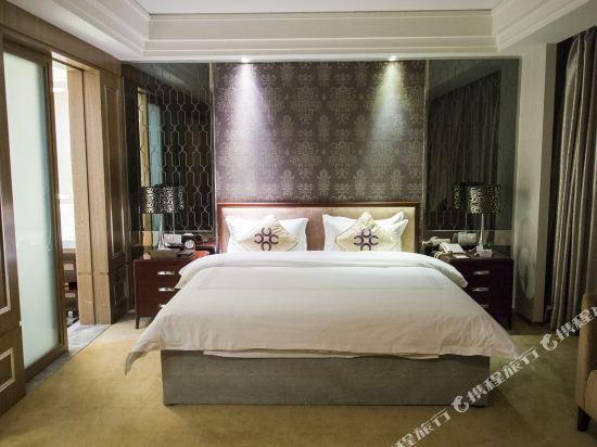 廣州馬會酒店(Jockey Club Hotel)行政套房