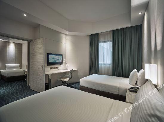 吉隆坡雙威太子大酒店(Sunway Putra Hotel, Kuala Lumpur)豪華房