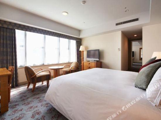 福岡凱悅酒店(Hyatt Regency Fukuoka)嘉賓軒套房