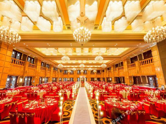東莞曼佧特國際大酒店(Malachite Hotel)多功能廳