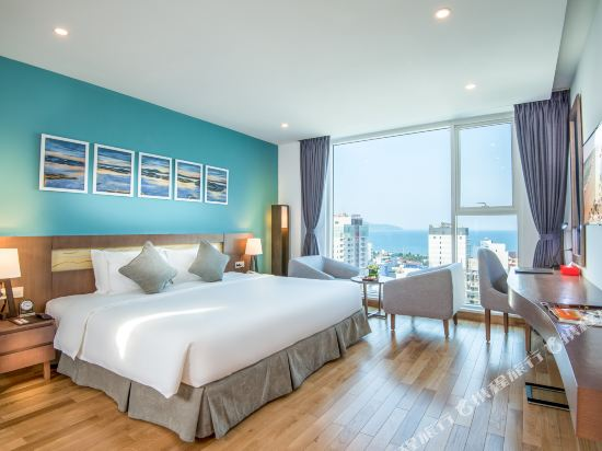 峴港皇家蓮花酒店(Royal Lotus Hotel Da Nang Managed by H&K Hospitality)Suite-Sea-view