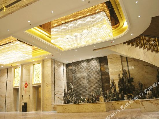 昆明長水機場萬金安酒店(Wan Jin An Hotel)公共區域