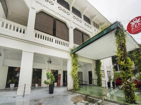 新加坡樟宜村禪室酒店