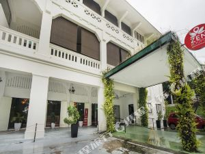 新加坡樟宜村禪室酒店(Zen Rooms Changi Village Singapore)