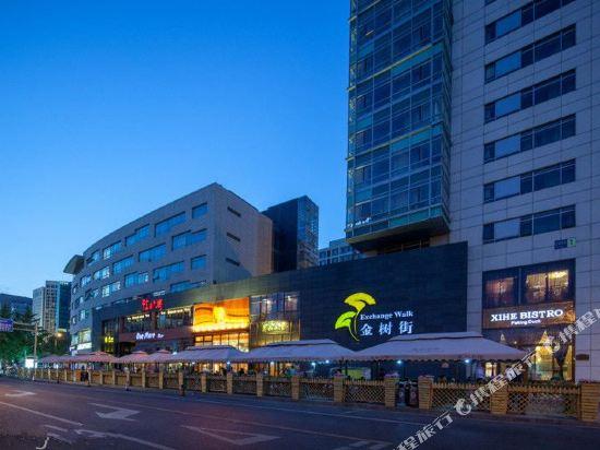 北京金融街酒店式公寓(The Apartments on Financial Street)外觀