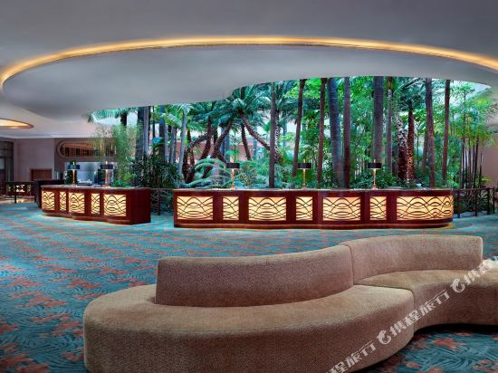 澳門喜來登金沙城中心大酒店(Sheraton Grand Macao Hotel, Cotai Central)公共區域