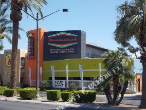拉斯維加斯雷鳥精品酒店(Thunderbird Boutique Hotel Las Vegas)
