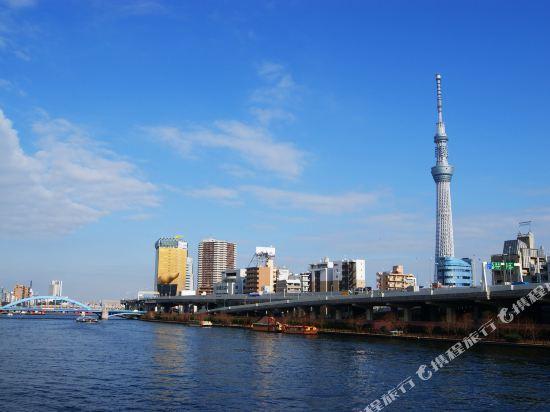 MYSTAYS 淺草酒店(HOTEL MYSTAYS Asakusa)周邊圖片
