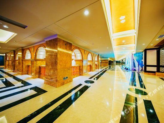 東莞曼佧特國際大酒店(Malachite Hotel)公共區域