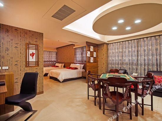 高雄宮賞藝術大飯店(KUNG SHANG DESIGN HOTEL)設計家庭8