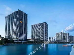陽江海陵島海邊度假公寓敏捷黃金海岸店