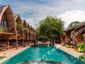 龍目島艾爾島莫拉莫拉度假村DHM度假村(Mola Mola Resort Gili Air DHM Resorts Lombok)