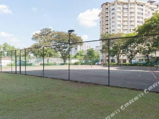 吉隆坡八打靈美麗公寓民宿99