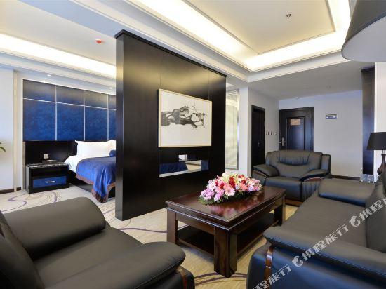 昆明長水機場萬金安酒店(Wan Jin An Hotel)精品套房照片 (6)