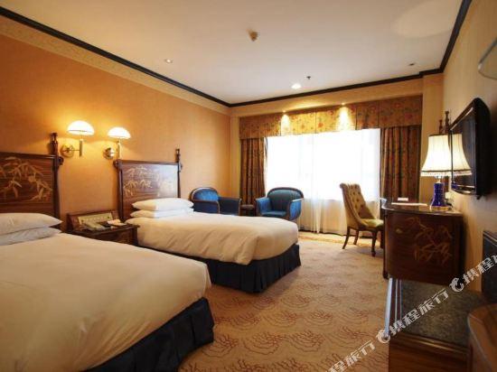 澳門葡京酒店(Hotel Lisboa)高級客房 ( 西座)