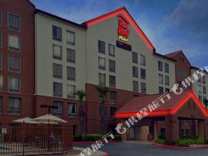 聖安東尼奧市中心-河濱紅屋頂客棧(Red Roof Inn Plus+ San Antonio Downtown - Riverwalk)