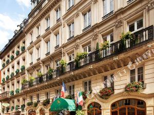 貝斯特韋斯特巴黎沃塞特歌劇酒店(Best Western Hotel Horset Opera Paris)