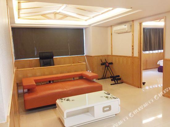 高雄宮賞藝術大飯店(KUNG SHANG DESIGN HOTEL)豪華行政房