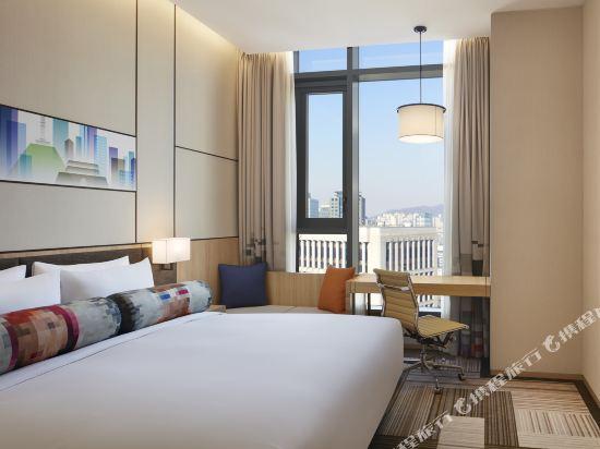 首爾明洞雅樂軒酒店(Aloft Seoul Myeongdong)savvy