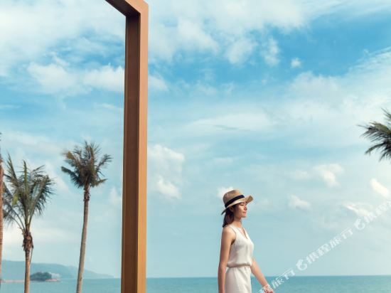 深圳佳兆業萬豪酒店(Shenzhen Marriott Hotel Golden Bay)室外游泳池