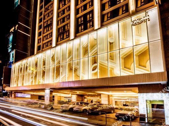 香港粵海酒店(GDH Hotel)外觀