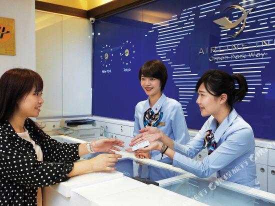 頭等艙飯店(台中綠園道館)(Airline Inn Taichung Green Park Way)其他