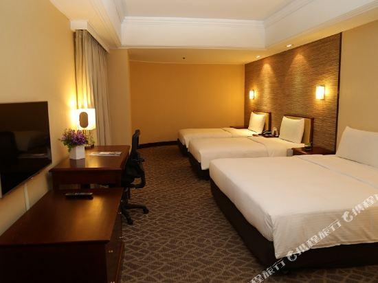 台北王朝大酒店(Sunworld Dynasty Hotel Taipei)四人房