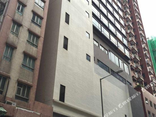 香港郵輪酒店(Cruise Hotel)外觀