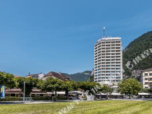 因特拉肯瑞士品質都市酒店(Metropole Swiss Quality Hotel)