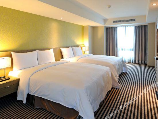 高雄國際星辰飯店(International Citizen Hotel)豪華家庭房