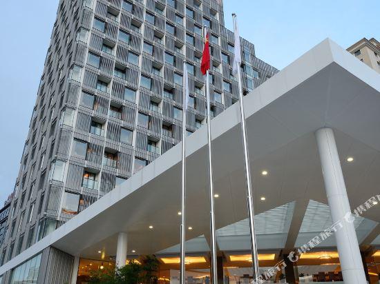 珠海竹林酒店(Bamboo Plaza Zhuhai)外觀