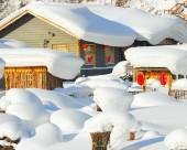 五常雪谷丁子涵時尚家庭旅館