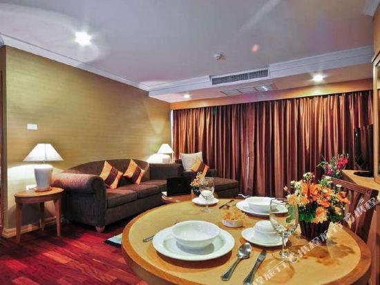 曼谷海軍上將套房酒店(Admiral Suites Bangkok)海軍上將套房