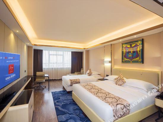 珠海香江維克酒店(Zhuhai Hongkong Victory Hotel)温馨親子房