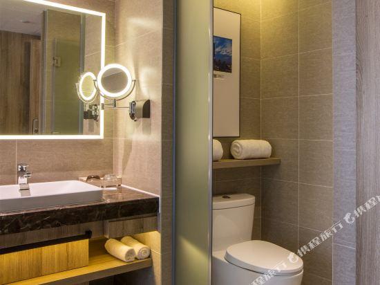深圳南山海岸城亞朵酒店(Atour Hotel (Shenzhen Nanshan Coastal City))高級套房