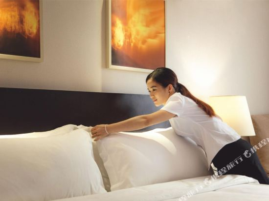 珠海寰庭精品酒店(Aqueen Hotel)行政大床房