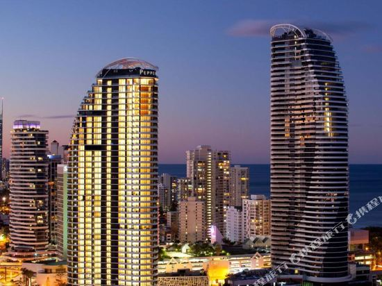 Peppers Broadbeach Resort Gold Coast
