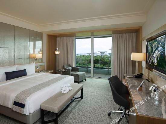 新加坡濱海灣金沙酒店(Marina Bay Sands)園景尊貴房