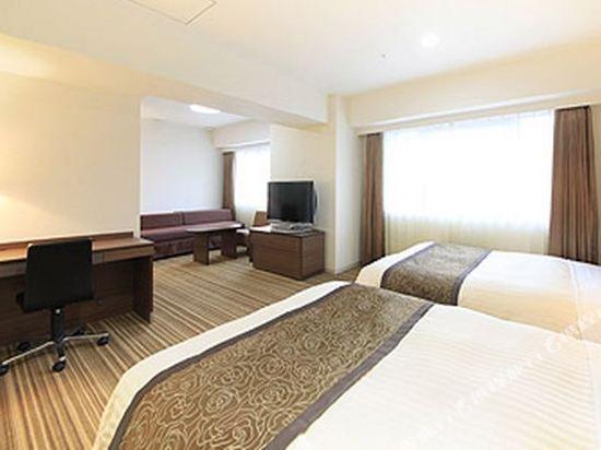 Vessel Inn酒店-札幌中島公園(Vessel Inn Sapporo Nakajima Park)多功能房
