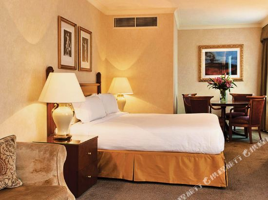 倫敦肯辛頓千禧國際格洛斯特酒店(Millennium Gloucester Hotel London Kensington)工作室套房