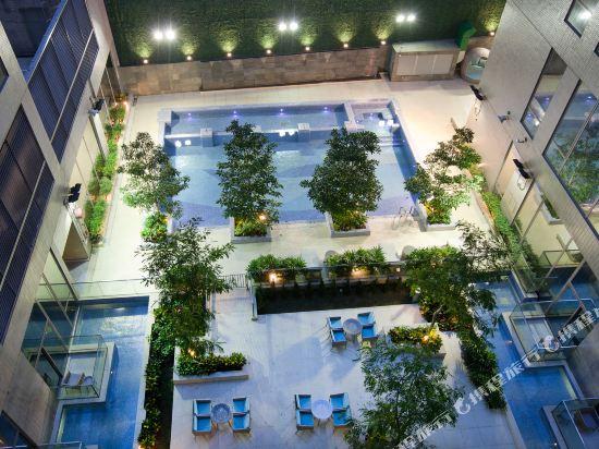 香港荃灣帝盛酒店(Dorsett Tsuen Wan)公共區域