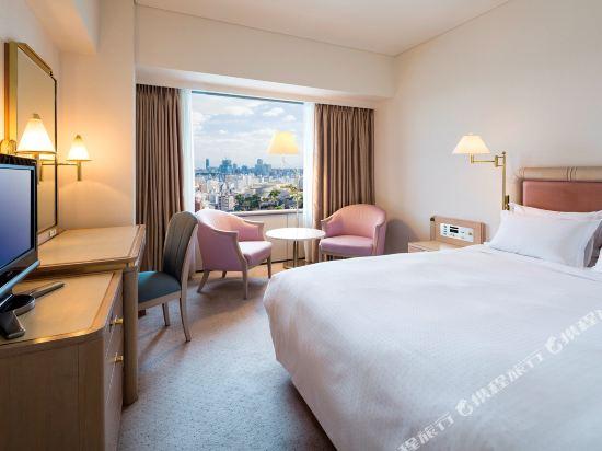大阪南海瑞士酒店(Swissotel Nankai Osaka)經典房