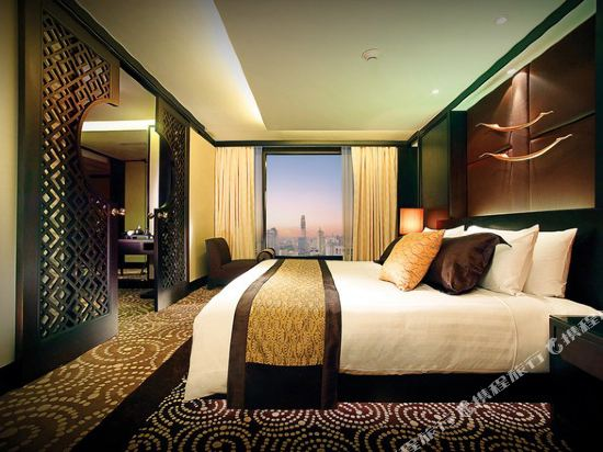 曼谷悅榕莊酒店(Banyan Tree Bangkok)總統套房