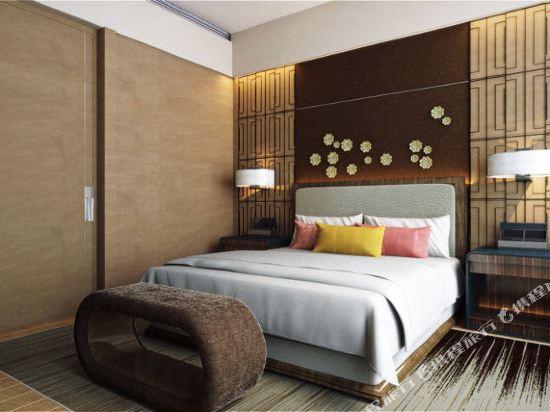 澳門美獅美高梅酒店(MGM Cotai Macau)度假尊貴套房